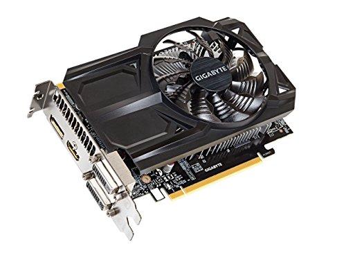 GIGABYTE ビデオカード GeForce GTX 950搭載 90mmファン 180mmクラス コンパクトサイズ オーバークロックモデル GV-N950OC-2GD