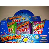 10 x Assorted Wham TnT Popping Candy