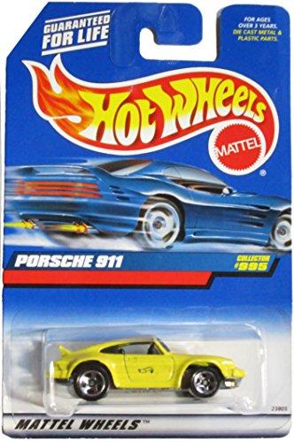 #995 Porsche 911 Collectible Collector Car Mattel Hot Wheels