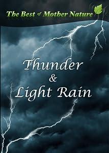 Thunderstorm Sounds & Light Rain - Nature Sounds CD