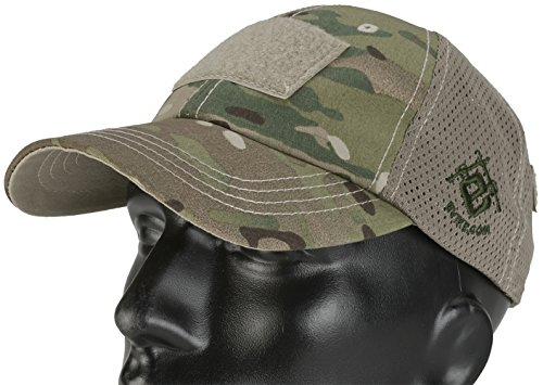Evike Official Embroidered Tactical Mesh Cap - Multicam - (51969) (Airsplat Guns compare prices)