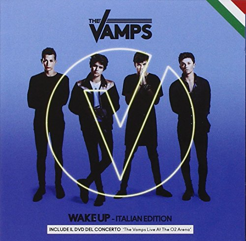 Wake Up Italian Version (Dc+DVD)