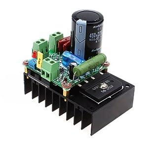 RioRand 12V 24V 48V 110V DC Motor Speed Driver Controller PWM MACH3 Spindle Governor from RioRand