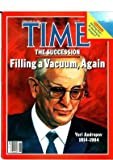 img - for Time Magazine February 20 1984 Filling a Vacuum Again Yuri Andropov 1914 - 1984 * Lebanon: Getting Out - or Getting in Deeper book / textbook / text book