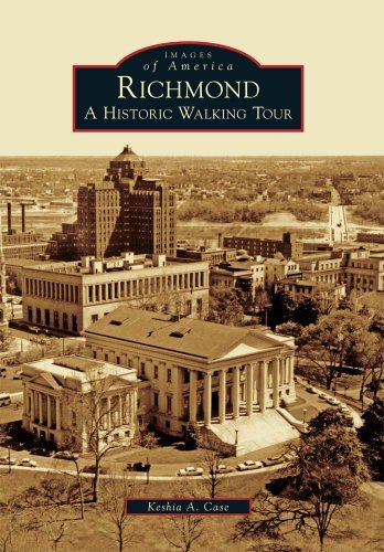 Richmond:: A Historic Walking Tour (Images of America) by Keshia A. Case (2010-02-17)