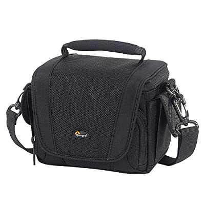 Lowepro Edit 110 Shoulder Bag For Digital Camcorders - Black by Lowepro