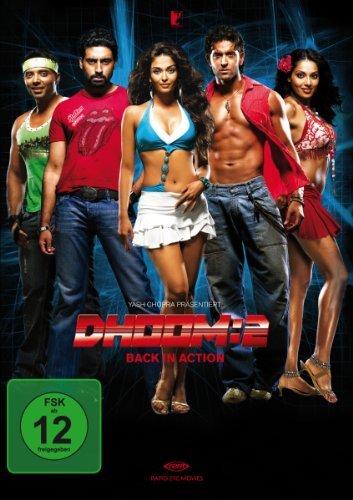 Dhoom 2 - Back in Action [Alemania] [DVD]