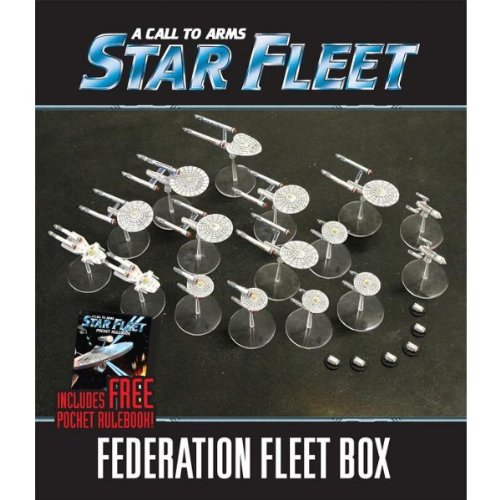 A Call to Arms The Federation Fleet Box Set