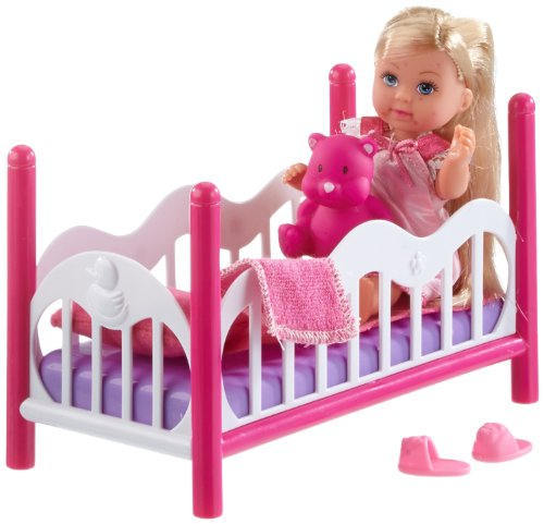 Evi Love Doll with Love 'N Care - Make Her Chickenpox Disappear - 1