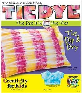 Ultimate Quick & Easy Tie-Dye Kit