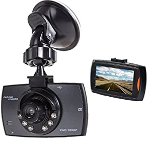 ドライブレコーダー 車載カメラ ドラレコ 2.7インチ 1080PフルHD
