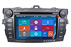 See Crusade Car DVD Player for Toyota Corolla 2006-2011 Support 3g,1080p,iphone 6s/5s,external Mic,usb/sd/gps/fm/am Radio 7 Inch Hd Touch Screen Stereo Navigation System+ Reverse Car Rear Camara + Free Map Details