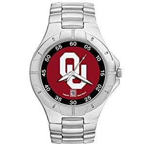 NSNSW22886Q-University of Oklahoma Watch - Mens Pro Ii Ncaa Sport by NCAA Officially Licensed