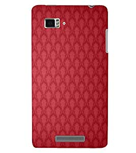 PRINTSWAG PATTERN Designer Back Cover Case for LENNOVO VIBE ZK910