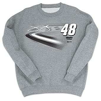 Jimmie Johnson Crewneck Sweatshirt by Checkered Flag