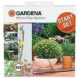 Gardena 1399 Micro-Drip Multiple Application Drip Irrigation Starter Set