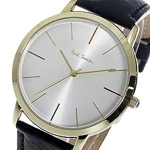ポールスミス PAUL SMITH エムエー MA クオーツ メンズ 腕時計 P10059 シルバー [並行輸入品]