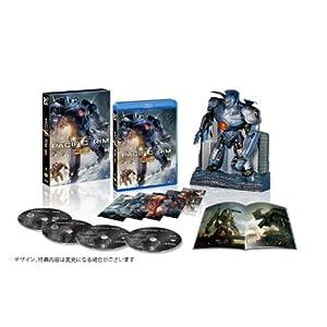 パシフィック・リム イェーガー プレミアムBOX 3D付き (4枚組)(5,000BOX限定生産)