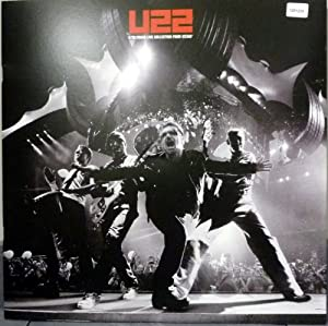U22: A 22 Track Live Collection From U2360°
