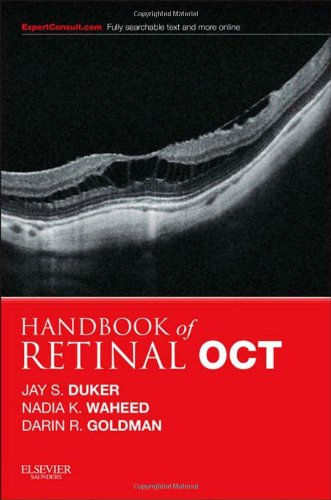 Handbook of Retinal OCT: Optical Coherence Tomography, 1e
