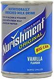 Dunns River Nurishment Original Vanilla 400 g (Pack of 12)