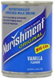 Dunns River Nurishment Original Vanilla 400 g (Pack of 12)