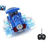 THOMAS & FRIENDS ENGINE REMOTE CONTROL RECHARGABLE RC STUNT CAR TOY FOR KIDS