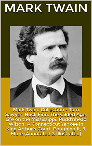 mark-twain-collection-tom-sawyer-huck-finn-the-gilded-age-life-on-the-mississippi-puddnhead-wilson-a