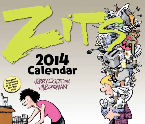 Zits 2014 Day-to-Day Calendar