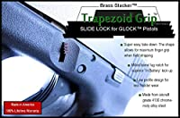 Trapezoid Grip Slide Lock for Glock Pistols