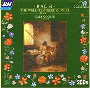 Well-Tempered Clavier Book II