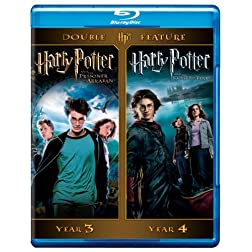 Harry Potter: Years 3 & 4 [Blu-ray]