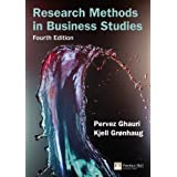Research Methods in Business Studiesby Pervez Ghauri