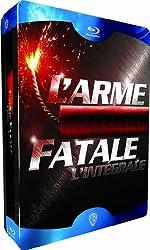 L'Arme fatale - Intégrale (Edition limitée boîtier métal) [Blu-ray]