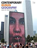 img - for Contemporary Human Geography book / textbook / text book