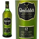 by Glenfiddich 12 Year Old Speyside Single Malt Scotch 750ml (1)