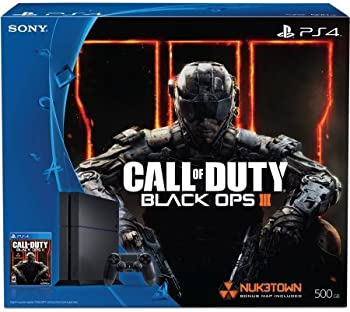 Sony 500GB PS4 Console with COD Black Ops 3