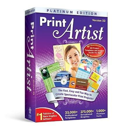 Print Artist Platinum 23