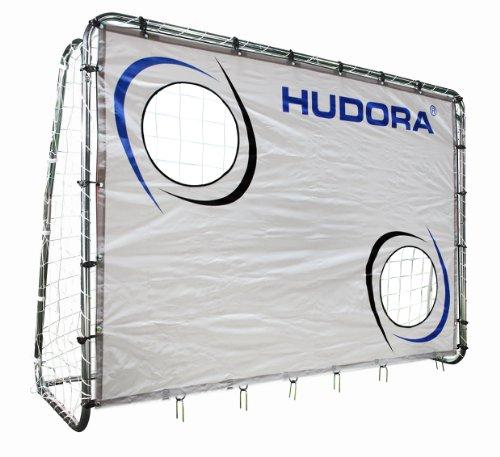 HUDORA Fußballtor Trainer mit Torwand 76920