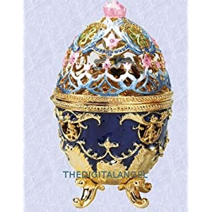 Digital angels Lotus Faberge Egg $110