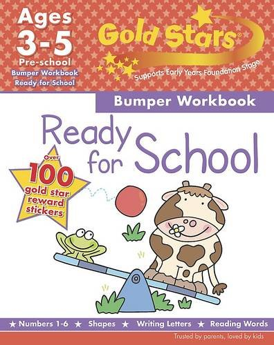 Gold Stars Ready for School Bumper Workbook (Gold Stars Pre School Bumper)