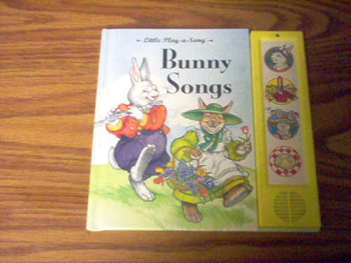 Little Play a Song: Bunny Songs: 9780785310983: Amazon.com: Books