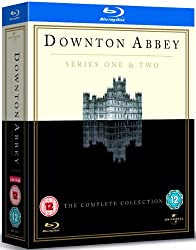 Downton Abbey - Series 1 & 2 [Blu-ray][Region Free]