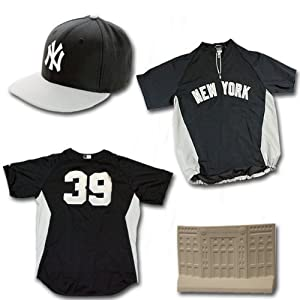 Mark Reynolds 2013 Team Issued Set - BP Hat Away BP Jersey & Away BP Jacket With... by Steiner Sports