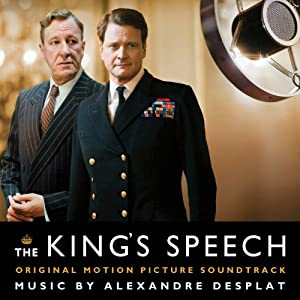 Alexandre Desplat - 'The King's Speech' soundtrack