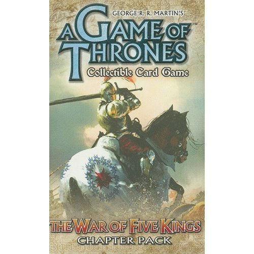 A Game of Thrones Card Game: War of the Five Kings Chapter Pack