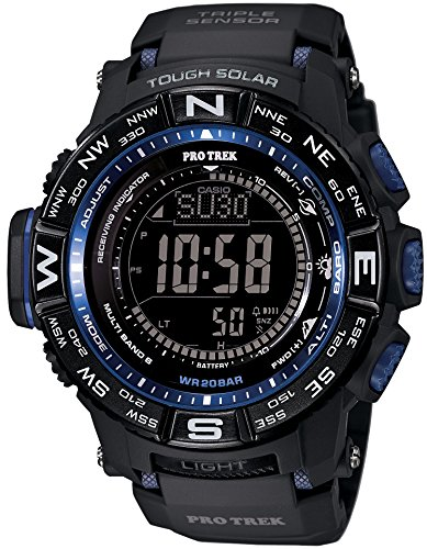 CASIO PROTREK MULTI FIELD LINE World multiband 6 Solar PRW-3500Y-1JF Men's