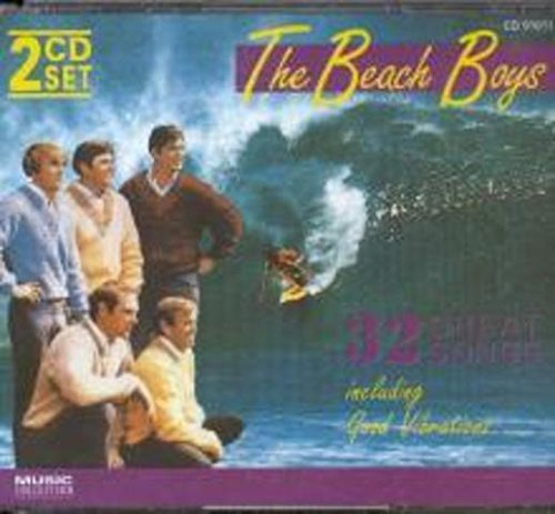 Beach Boys - 32 Great Songs - Zortam Music