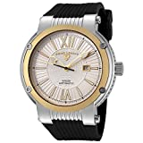 Swiss Watches:Swiss Legend Men's 10006A-02-GB Legato Cirque Automatic Collection Watch with Winder