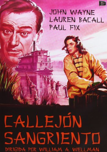 Callejón Sangriento [DVD]